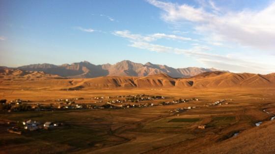 Tash Bashat_Dorf Kirgistan
